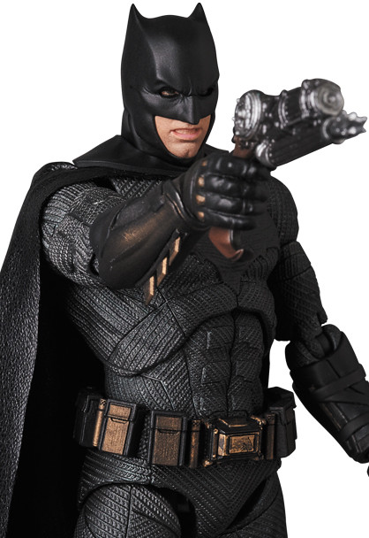 正義集結!!MAFEX 正義聯盟【蝙蝠俠】Justice League Batman
