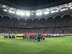 Steaua-Sporting, 1:5