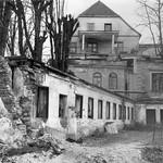 1956 Stamhaus,Kegelbahn sw