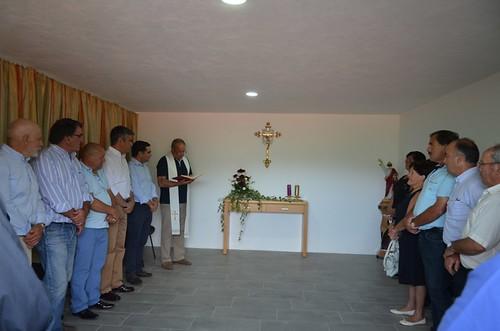 Presidente da Câmara inaugurou Capela Mortuária de Gondiães (2)