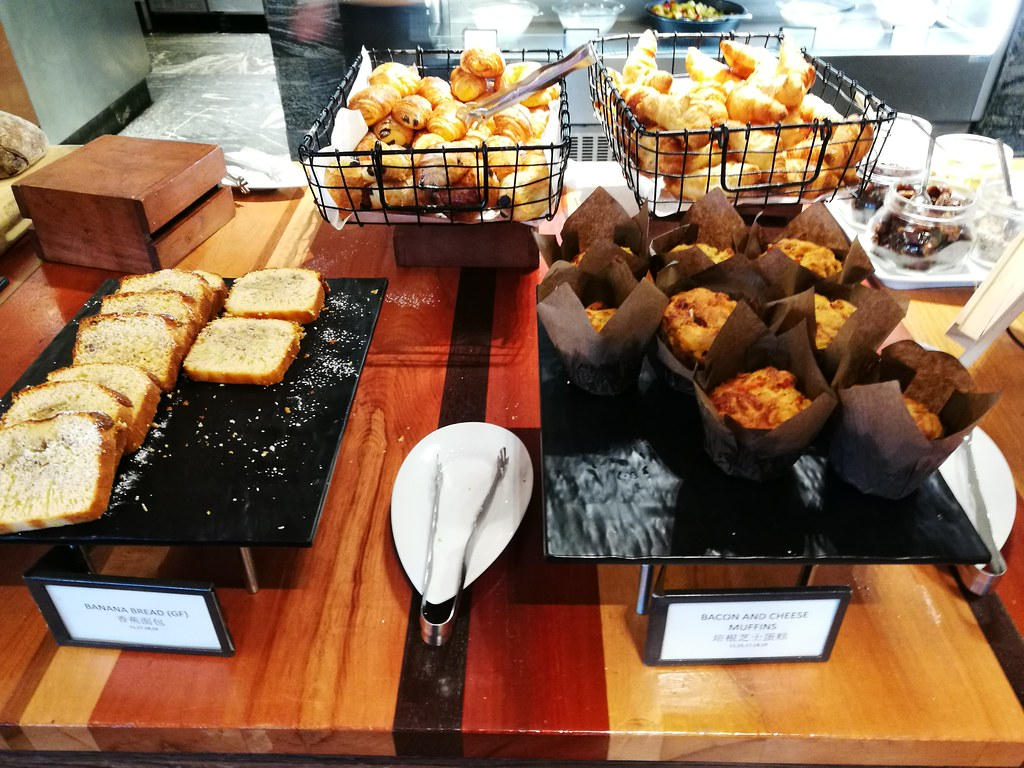 Pastries and muffin