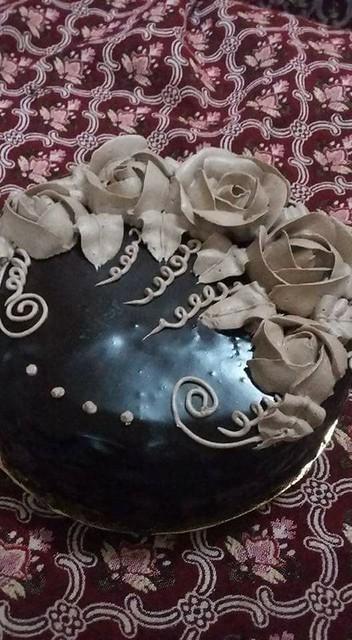 Cake by Mona Farouk