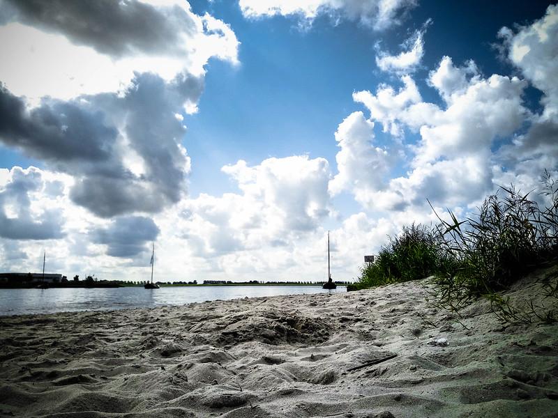 Lemmer beach 03-09-2017.