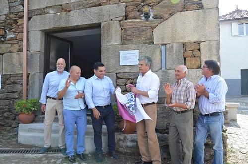 Presidente da Câmara inaugurou Capela Mortuária de Gondiães (1)