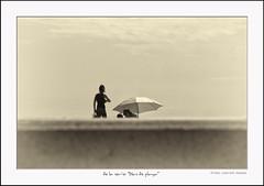 serie: Días de playa