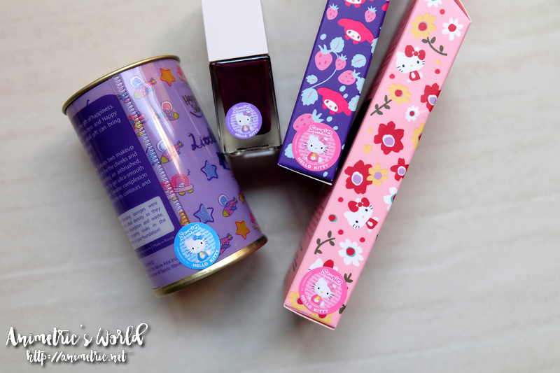 Happy Skin Sanrio Collection