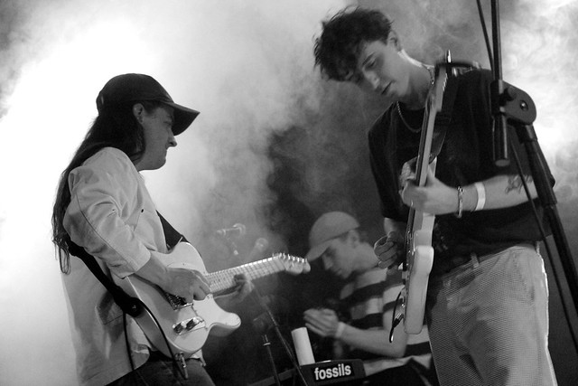 Beach Fossils @ Monk Club, Roma - 12 settembre 2017