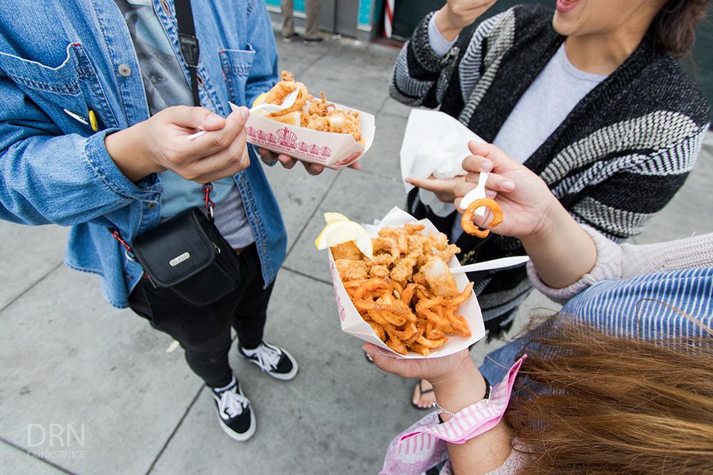 Fish & Chips.