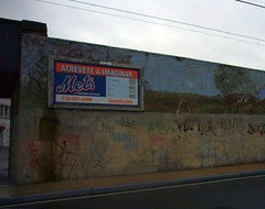 Mets billboard, Corona