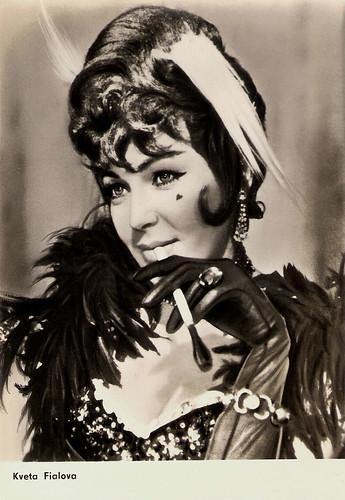 Kveta Fialova (1929-2017)