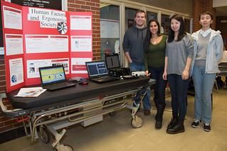 OSU HFES Hosting Biomechanics Day