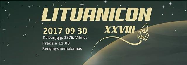 Lituanicon XXVIII