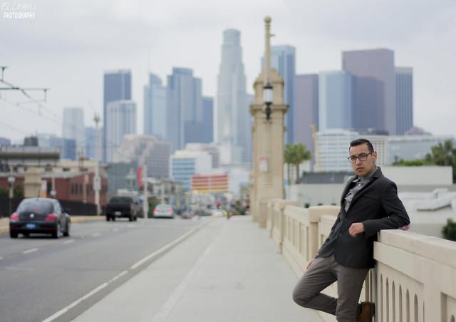 Los Angeles, Downtown Skyline
