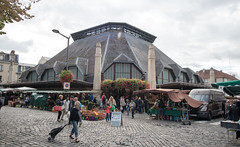 Soissons market - Photo of Pernant
