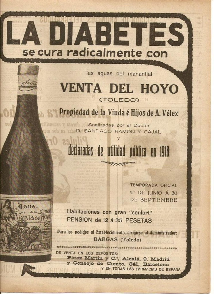Publicidad de la Venta del Hoyo