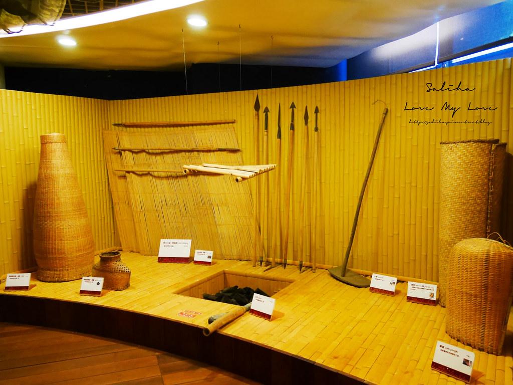 基隆一日遊免費景點推薦基隆市原住民文化會館 (7)