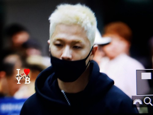 2017-09-25 Taeyang arrival in Seoul from Hong Kong