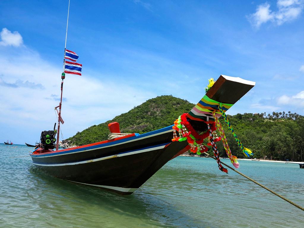 La mejor playa en Koh Phangan