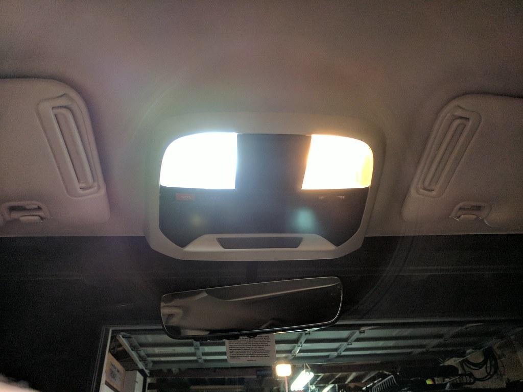 2018 interior light LED upgrade. - Club Crosstrek | Subaru ...