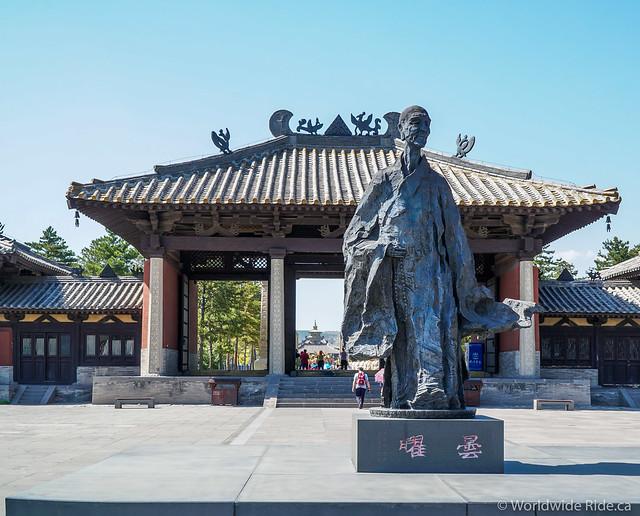 China Datong Grottos-2