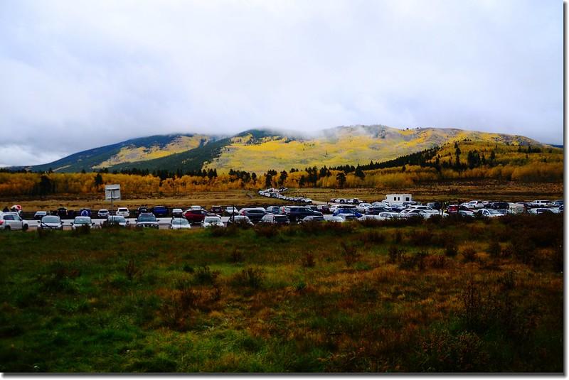 Fall colors, Kenosha Pass (10)