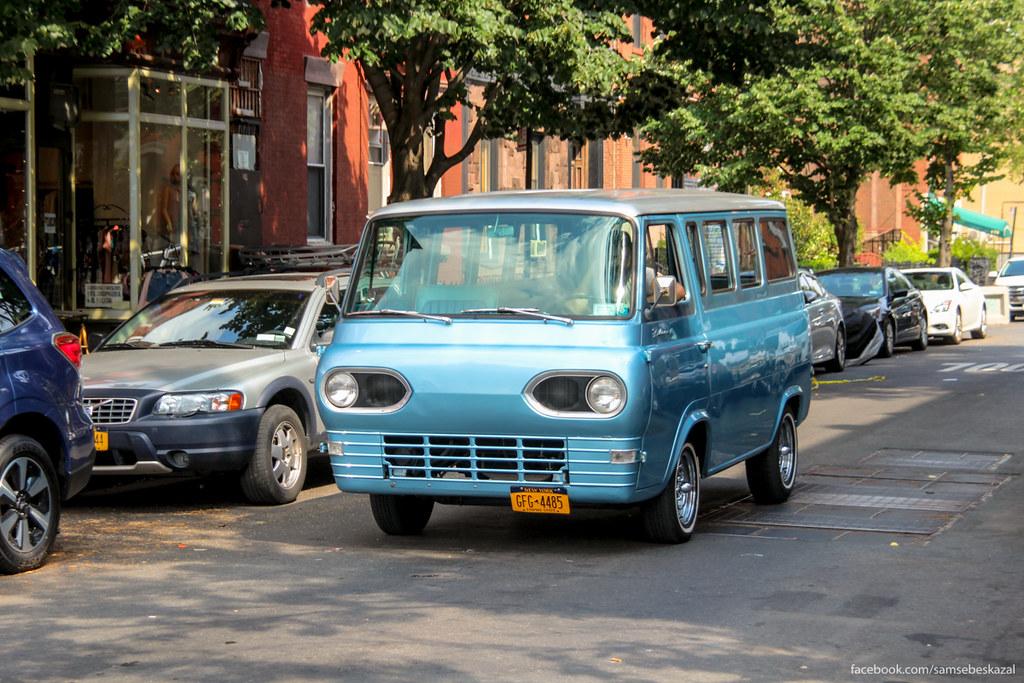 Старые автомобили на улицах Нью-Йорка - 29 samsebeskazal-8209.jpg