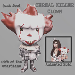 Junk Food - Cereal Killer Clown G.O.I.