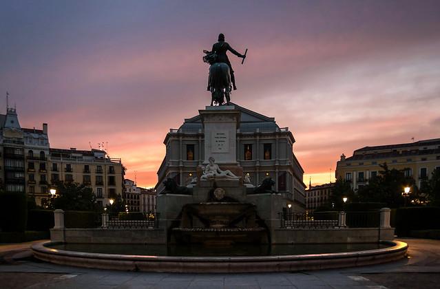 Madrid despierta, Canon EOS 6D, Canon EF 28-70mm f/3.5-4.5