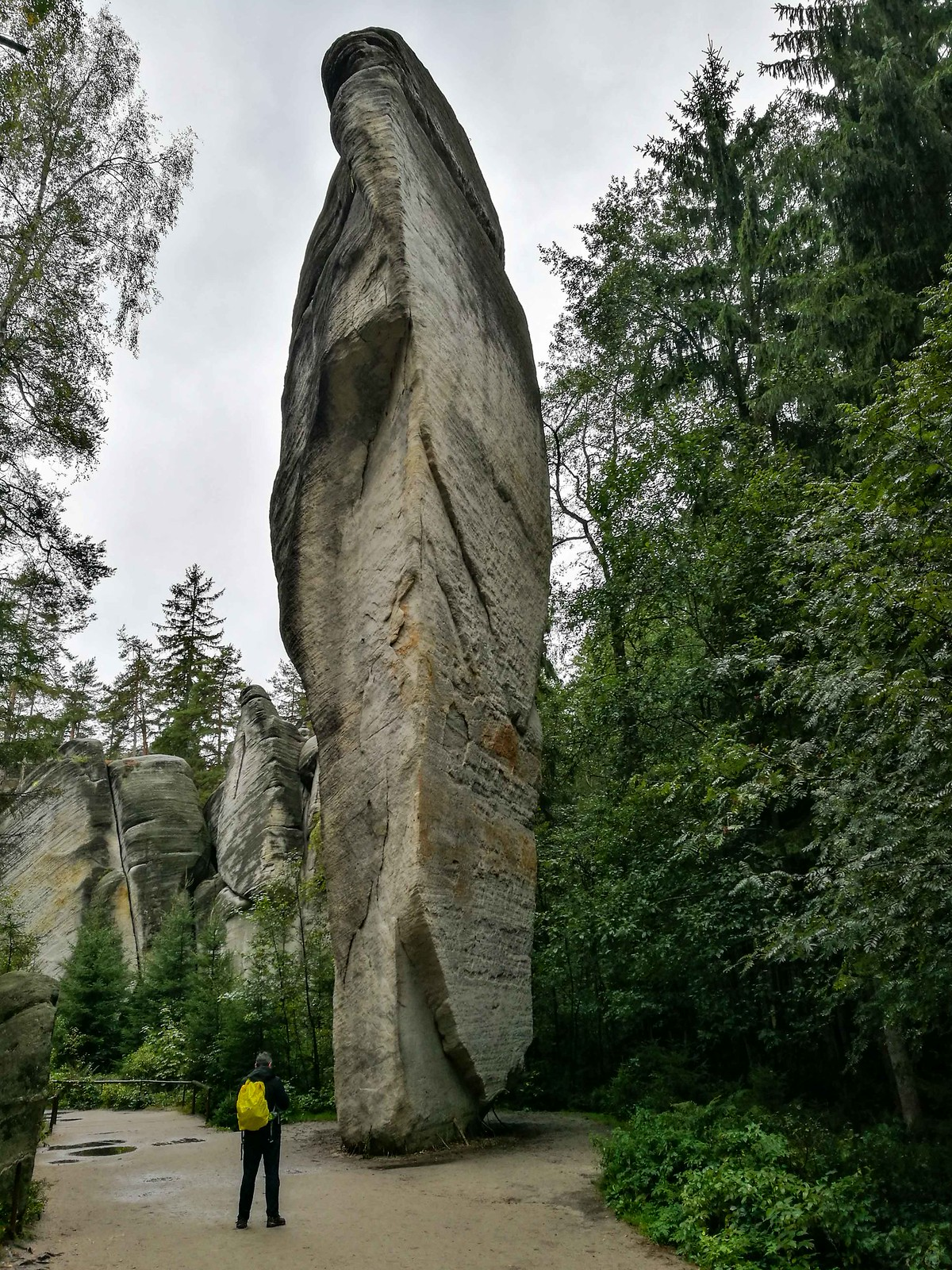 Hiking in the Czech Republic: Adrspach-Teplice Rock Towns