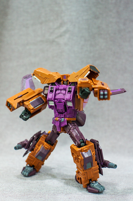 Blast Off Pose 4
