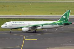 Iraqi Airways Airbus A320-214 YI-ARD