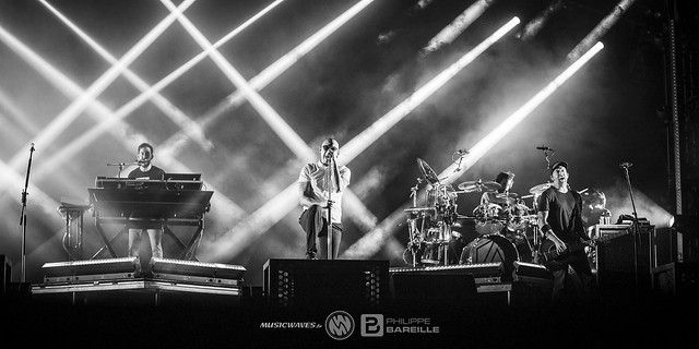 Linkin Park @ Hellfest 2017, Clisson   18/06/2017