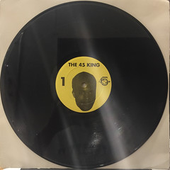 THE 45 KING:BRAINSTORM EP(RECORD SIDE-A)