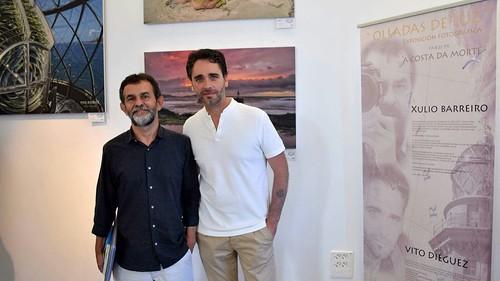 Xulio Barreriro + Vito Diéguez