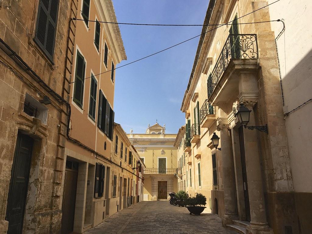 Menorcan Ciutadella