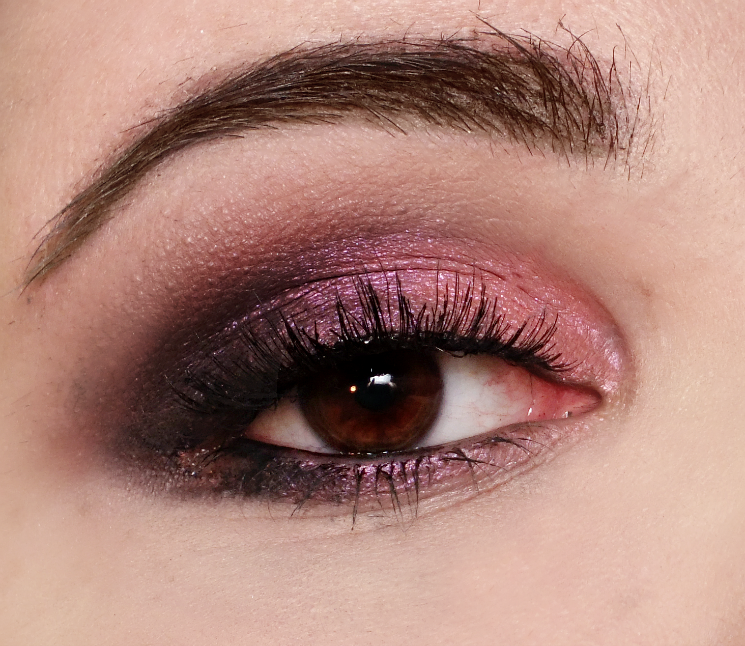 Inspire cosmetics eye look soft rose