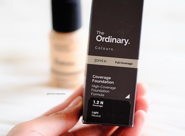 The Ordinary Colours Coverage Foundation5