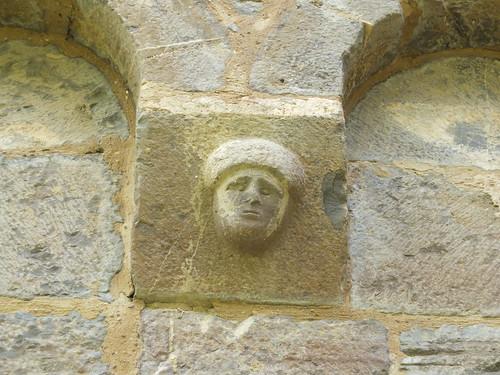 Iglesia de San Adrián de Sásave - Detalle 2