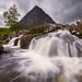 Buachaille Etive Mor in Glencoe in the highlands of Scotland by GorkaZarate