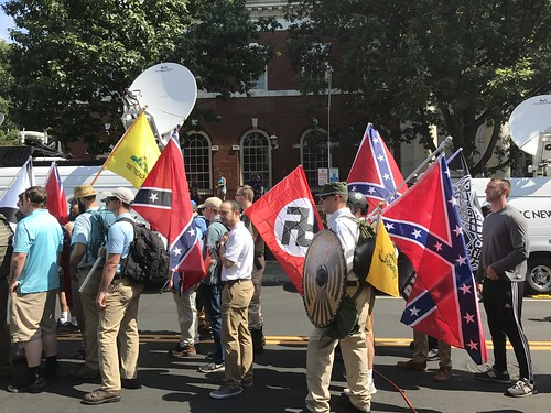 "Charlottesville ""Unite the Right"" Rally"