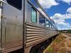 Budd Rail Diesel Car, c1960 - Credit Valley Explorer railroad, Orangeville, Ontario by edk7