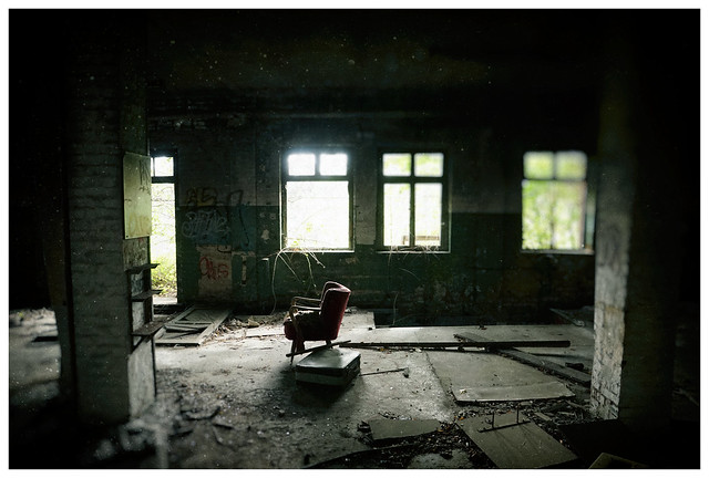 Lost shipyard