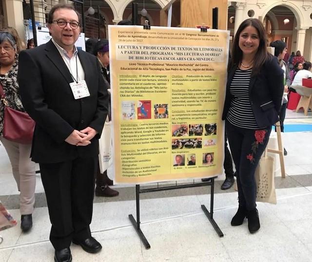 El CEAT participa en III Seminario Internacional de Lectura ¿Qué leer? ¿Cómo leer?