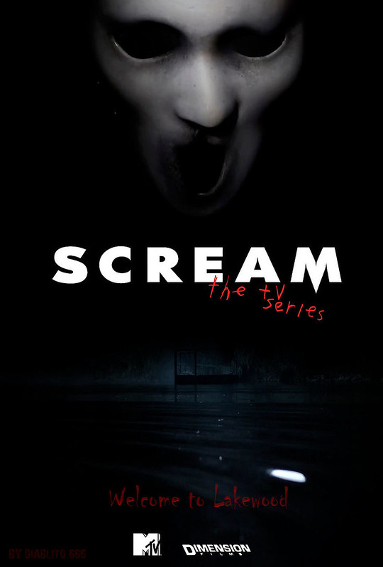 Scream - TV Series - Poster 6