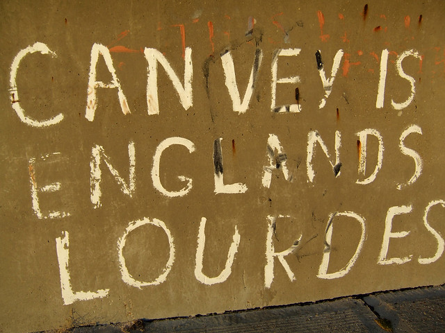 Canvey is England's Lourdes