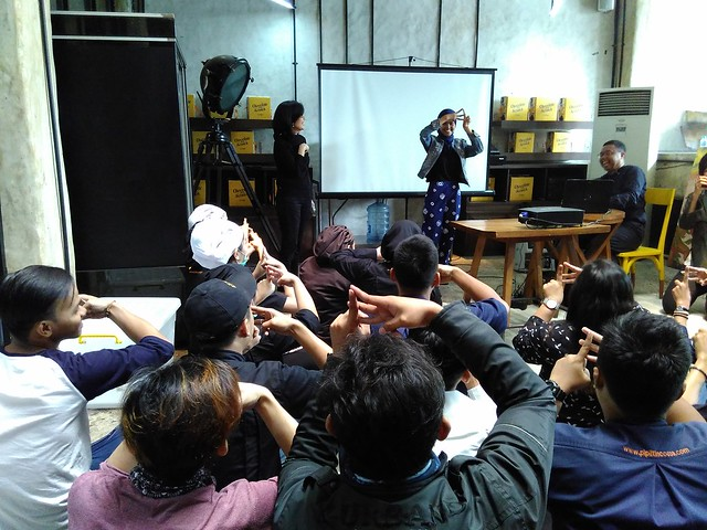 Sosialisasi Isu Tuna Rungu dan Pelatihan Bahasa Isyarat