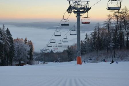 Monínec otevře lyžařskou sezónu již na konci října