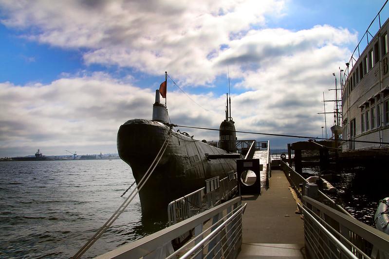 B-31 Submarine