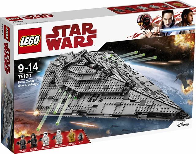Oficjalne zdjęcia zestawów Lego Star Wars The Last Jedi  21