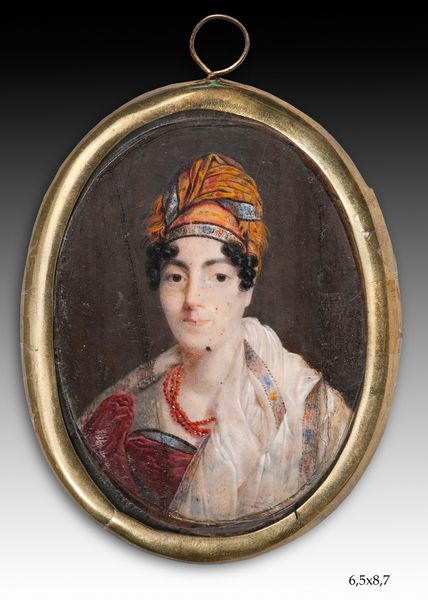 Неиз худ, незв дама, пред З.Г. Маруцци, 1810е